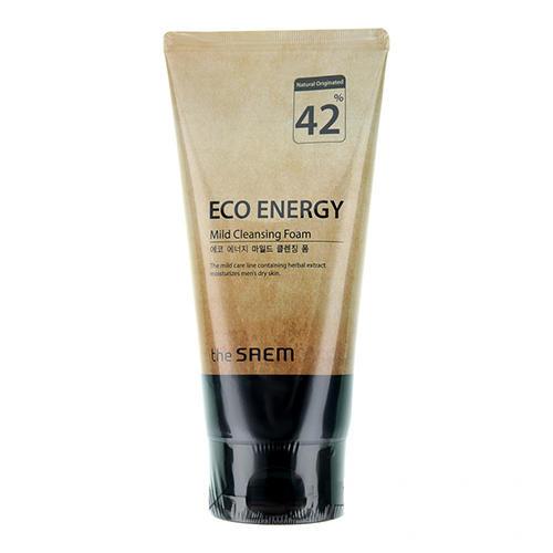 Пенка для умывания мужская Mild Cleansing Foam, 150 г (The Saem, Eco Energy)