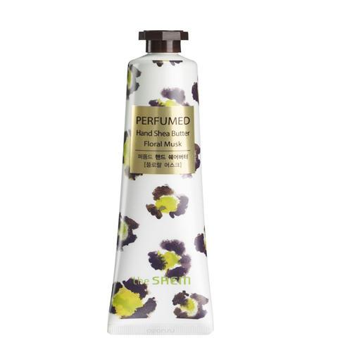 The Saem Крем-масло для рук с экстрактом цветочного мускуса, 30 мл (Cream)