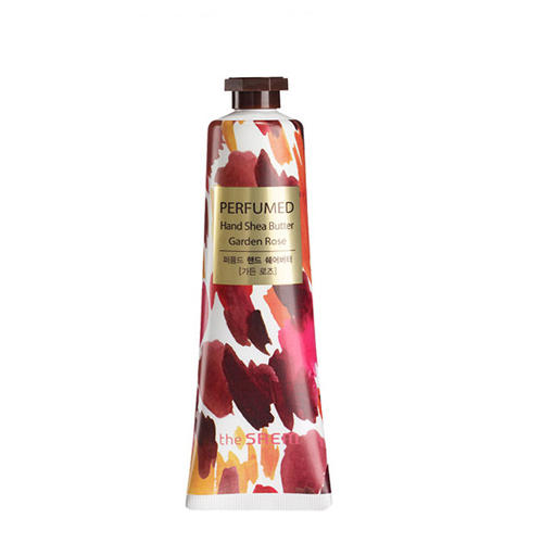 The Saem Крем-масло для рук с экстрактом садовой розы, 30 мл (Cream)