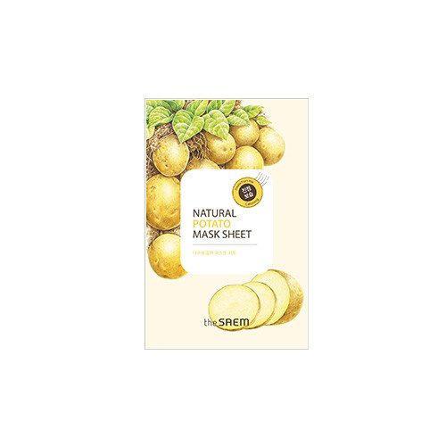 Тканевая маска с  экстрактом картофеля, 21 мл (Mask)