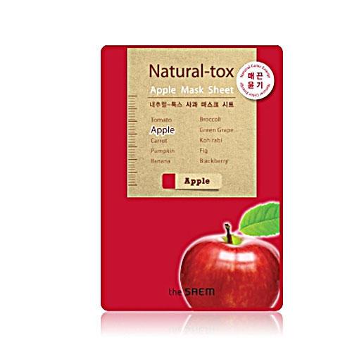 Яблочная тканевая маска, 20 гр (Mask)