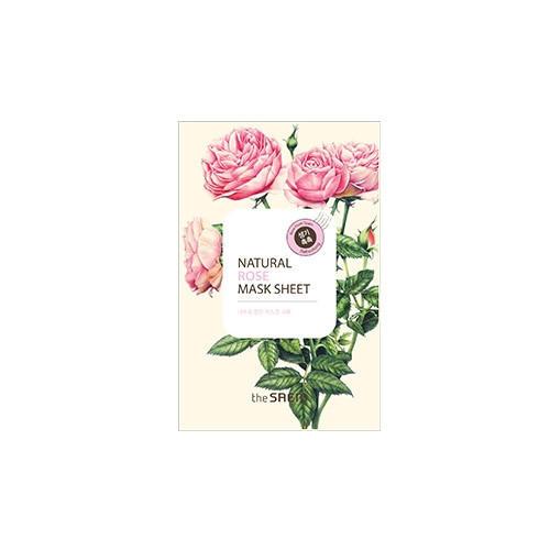 Тканевая маска с  экстрактом розы, 21 мл (Mask)