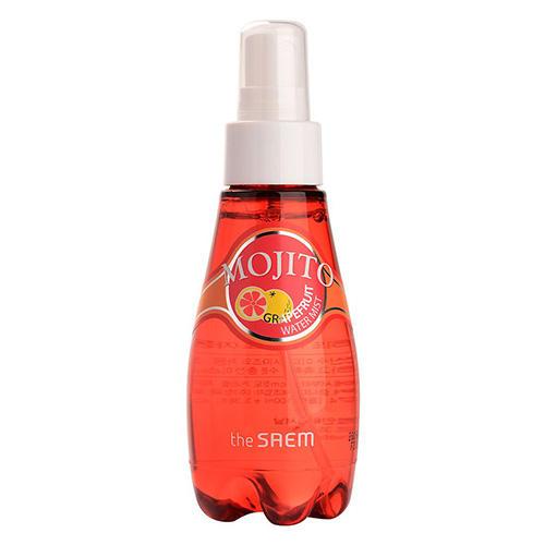 Мист грейпфрутовый освежающий Water Mist Grapefruit, 100 мл (The Saem, Mojito)