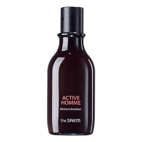 цены Эмульсия для мужской кожи увлажняющая Active Homme Moisture Emulsion, 160 мл (The Saem, Active Homme)