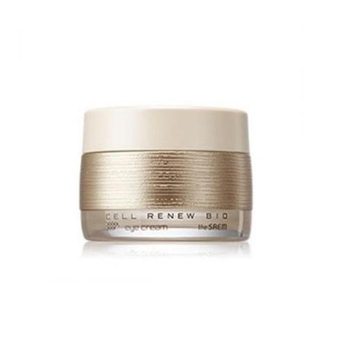 Крем для кожи вокруг глаз антивозрастной Eye Cream, 30 мл (The Saem, Cell Renew Bio)