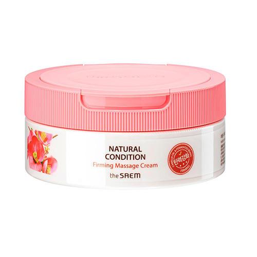 Крем массажный укрепляющий Firming Massage Cream, 200 мл (The Saem, Natural Condition) крем для лица защитный 50 г the saem