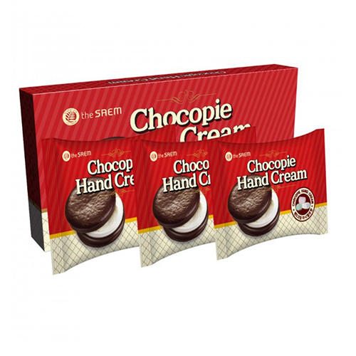 цена на Набор крем для рук Chocopie Hand Cream Marshmallow Set (The Saem, Hand)