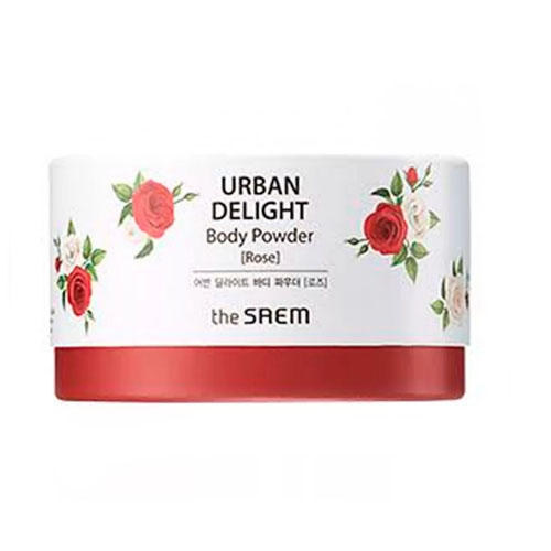 Пудра для тела Body Powder Rose, 50 г (The Saem, Urban Delight)