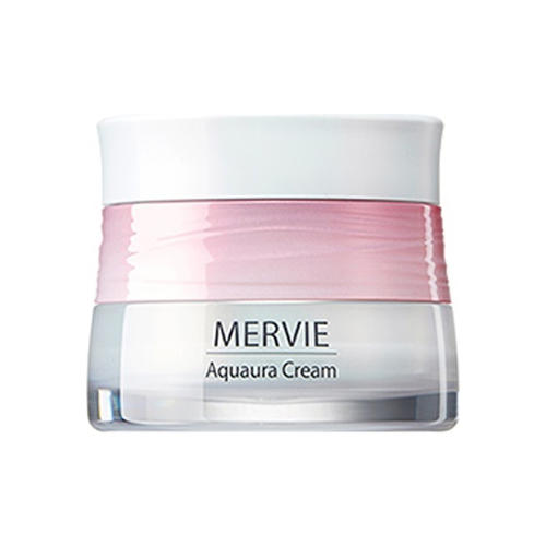 Крем для лица увлажняющий Mervie Aquaura Cream, 60 мл (The Saem, Mervie Aquaura) крем the saem perfumed hand cream lilac