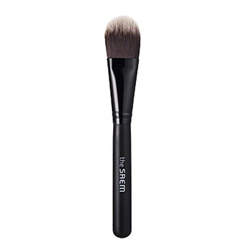 Кисть для нанесения тональной основы Foundation Brush, 1 шт (The Saem, Аксессуары) недорого