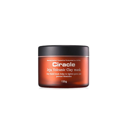 Маска из вулканической глины Чеджу Ciracle Jeju Volcanic Clay Mask 135 г (Ciracle, Blackhead) маска caolion pore blackhead eliminating t zone strip