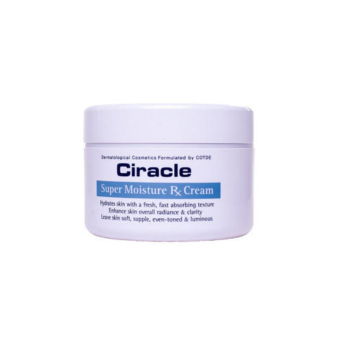 цены Крем для лица увлажняющий Super Moisture RX Cream 80 мл (Ciracle, Moisture)