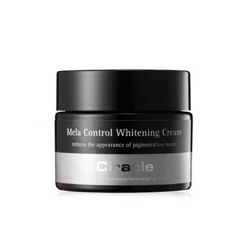 Крем ночной осветляющий Mela Control Whitening Cream 50 мл (Ciracle, Whitening) 1 sec instantly body whitening cream moisturizer skin whitening body lotion bleaching cream 150ml