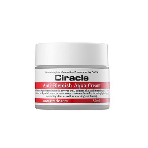 Крем для лица увлажняющий Ciracle Antiacne 50 мл (Ciracle, Antiacne) крем ciracle ciracle red spot cream объем 30 мл