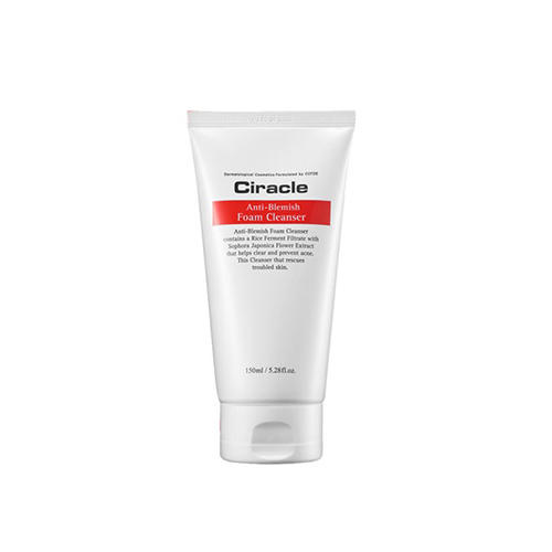 Пенка для умывания для жирной кожи Ciracle antiblemish Foam Cleanser 150 мл (Ciracle, Antiacne) пенка ciracle enzyme foam cleanser