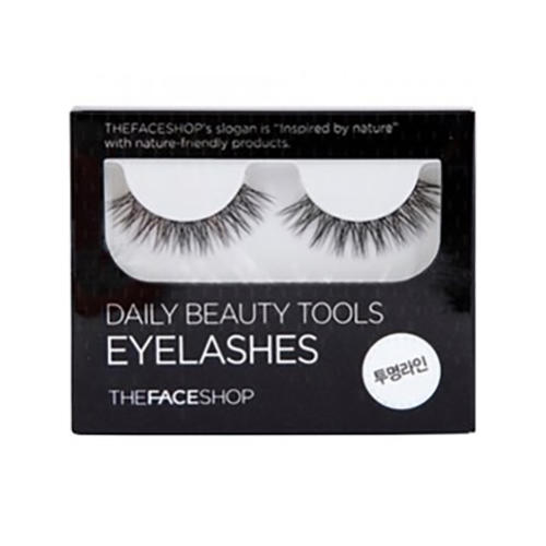 Ресницы накладные Daily beauty tools Pro eyelash 10 Edge 1 шт (The Face Shop, ) фото 0