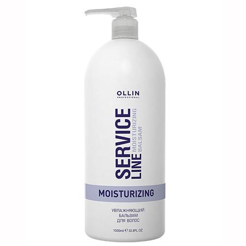 Ollin Professional Увлажняющий бальзам для волос Moisturizing balsam, 1000 мл (Ollin Professional, Техническая линия) dikson бальзам professional balsam профессиональный 1000 мл