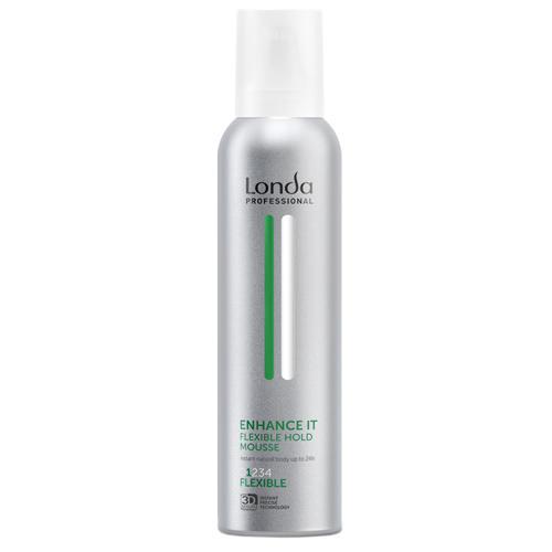 Londa Professional Enhance It Пена для укладки волос нормальной фиксации 250 мл (Londa Professional, Укладка и стайлинг) expand it пена для укладки волос сильной фиксации 250 мл londa professional styling