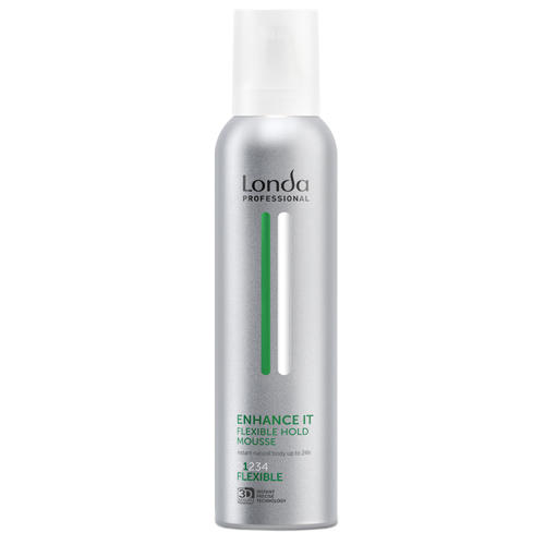 Londa Professional Enhance It  Пена для укладки волос нормальной фиксации 250 мл (Londa Professional, Styling)