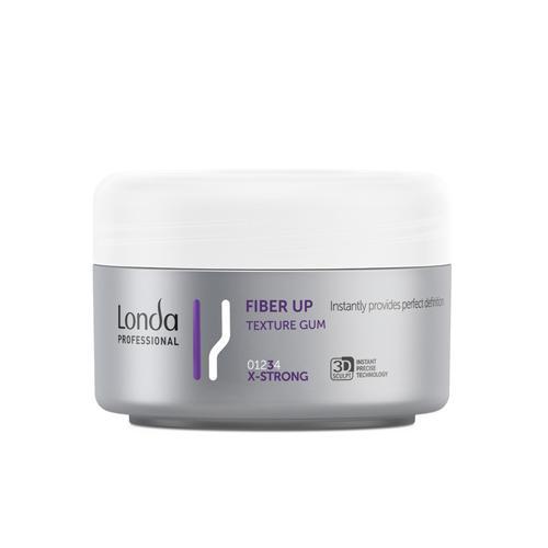 Fiber Up Эластичный волокнистый гель для волос экстрасильной фиксации 75 мл (Londa Professional, Styling) спрей londa professional shine spark up