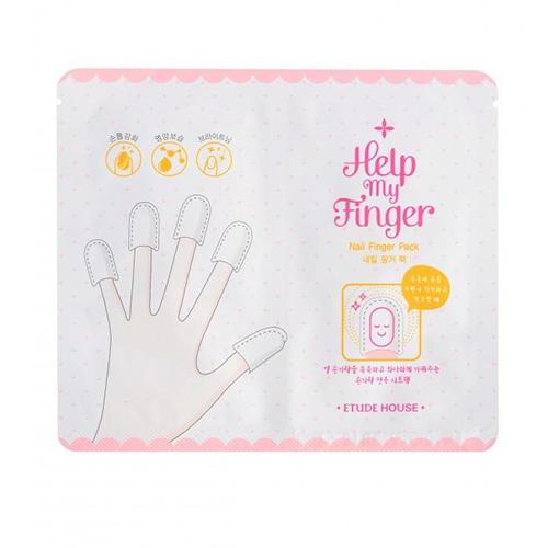 Маска для ногтей Help My Finger Nail Finger Pack, 36 мл (Etude House, Et.) stainless steel nail clipper set large finger scissors finger plier nail art toiletry kit