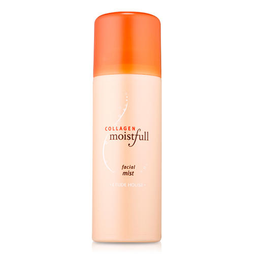Мист для лица коллагеновый Moistfull Collagen facial mist, 50 мл (Etude House, Collagen) тонер коллагеновый moistfull collagen toner 200 мл etude house collagen