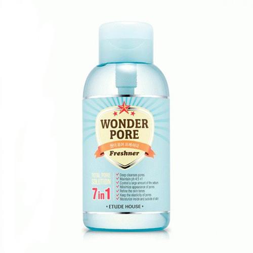 Тоник для проблемной кожи Freshner, 500 мл (Etude House, Wonder Pore) тоник для очищения пор etude house для очищения пор wonder pore freshner 10 in 1 250 мл