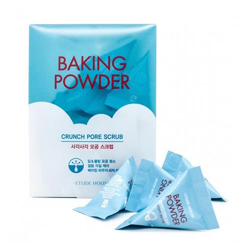 Скраб для лица Crunch Pore Scrub 257 г (Etude House, Baking Powder) все цены