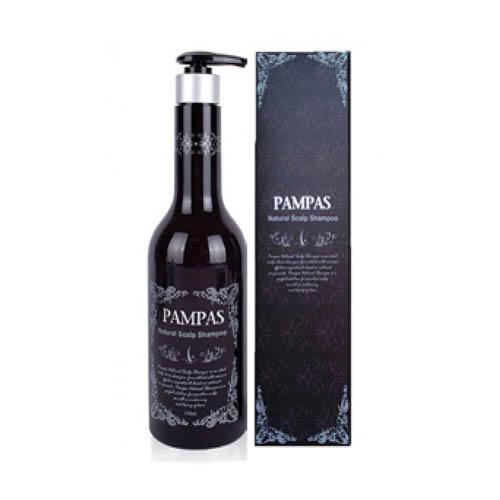 CT Cosmetics (Pampas) Натуральный шампунь 550 мл (Для волос)