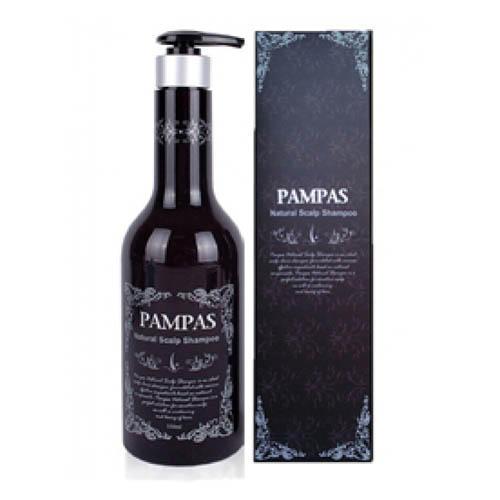 Натуральный шампунь от выпадения волос, 170 мл (CT Cosmetics (Pampas), Для волос)