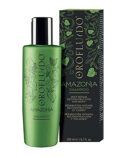Orofluido Шампунь для ослабленных и поврежденных волос Shampoo Amazonia OF 200 мл (Orofluido, Amazonia)