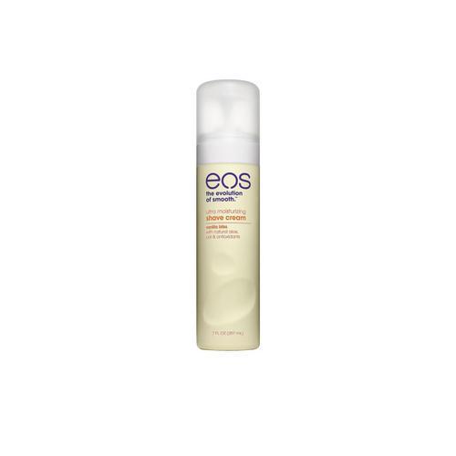 EOS Крем для бритья Vanilla Bliss, 207 мл (EOS, Ultra Moisturizing Shave Cream)