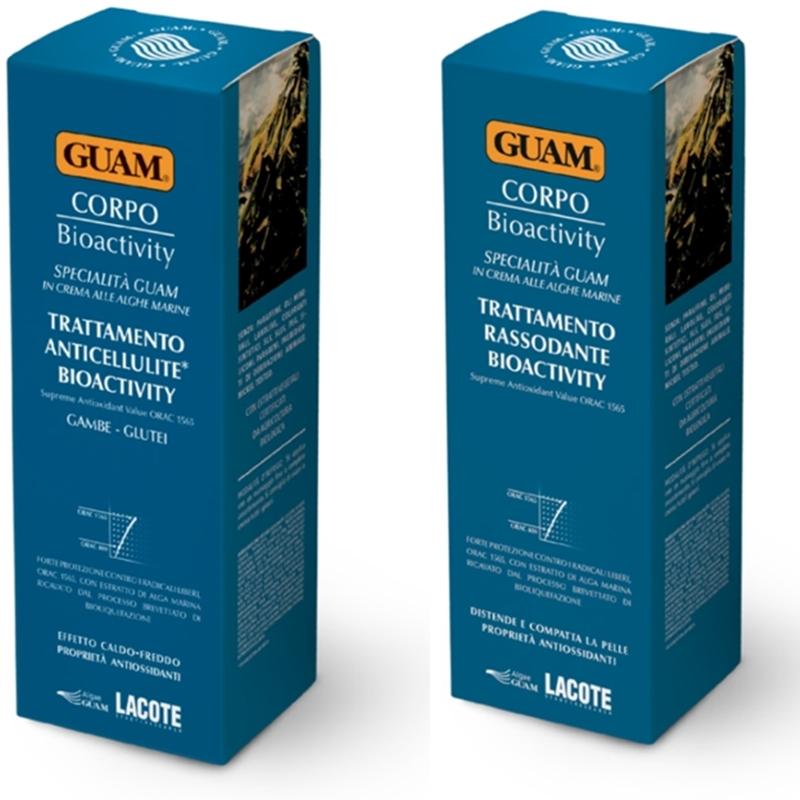 Guam Комплект Ежедневный биоактивный уход (Guam, Corpo)