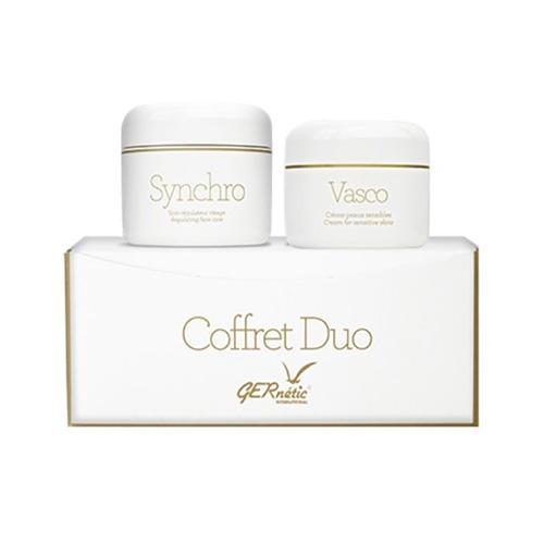 Подарочный набор DUO Synchro 50 мл, Vasco 30 мл (Gernetic, Наборы) подарочный набор duo synchro 50 мл immuno 30 мл gernetic наборы