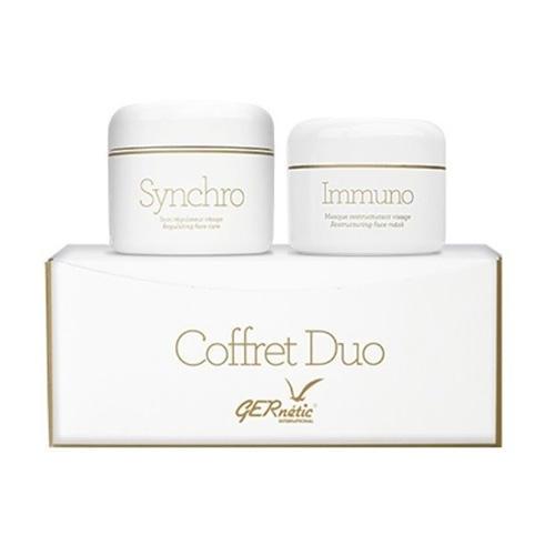 Подарочный набор DUO Synchro 50 мл, Immuno 30 мл (Gernetic, Наборы) подарочный набор duo synchro 50 мл immuno 30 мл gernetic наборы