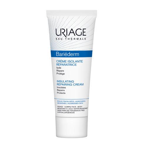 Барьедерм изолирующий восстанавливающий крем для рук, лица и тела 75 мл (Uriage, Bariederm) uriage bariederm cica creme