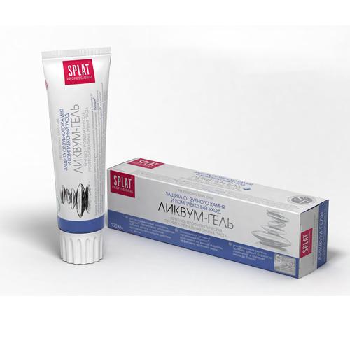 Splat Лечебно-профилактическая профессиональная зубная паста Ликвум гель 100 мл (Professional)