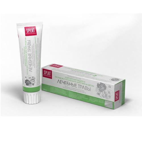 Splat Лечебно-профилактическая профессиональная зубная паста Лечебные травы 100 мл (Professional)