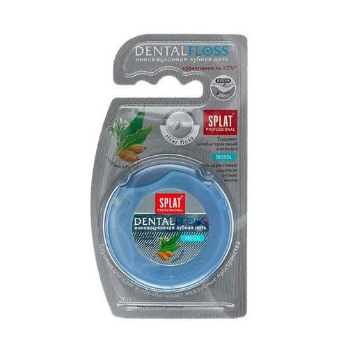 Купить Splat Splat Объемная вощеная зубная нить Кардамон (Splat, Зубная нить), Россия