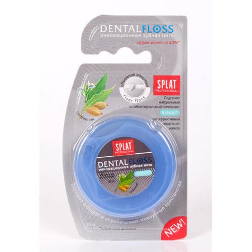 Splat Объемная вощеная зубная нить Кардамон (Зубная нить)