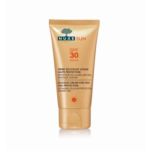 Nuxe Sun ���� ��� ���� � ������� �������� ������ SPF 30, 50 �� (Nuxe Sun)