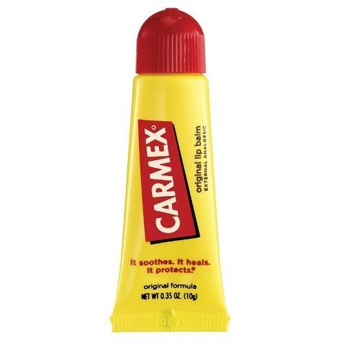 Бальзам для губ классический 10 гр (Carmex, Lip Balm) carmex бальзам для губ классический classic 10 гр