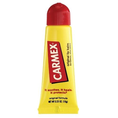 Бальзам для губ классический 10 гр (Carmex, Lip Balm) carmex cherry бальзам для губ 10 гр