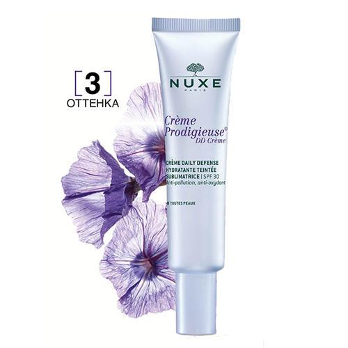 Nuxe Продижьёз DD-крем SPF 30 (тон средний) 30 мл (Prodigieuse)