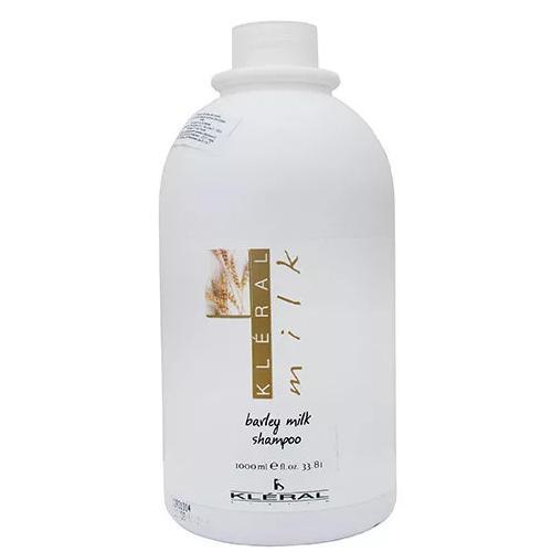 Шампунь на основе ячменного молочка Barley Milk Shampoo, 1000 мл (Kleral System, Milk) цена