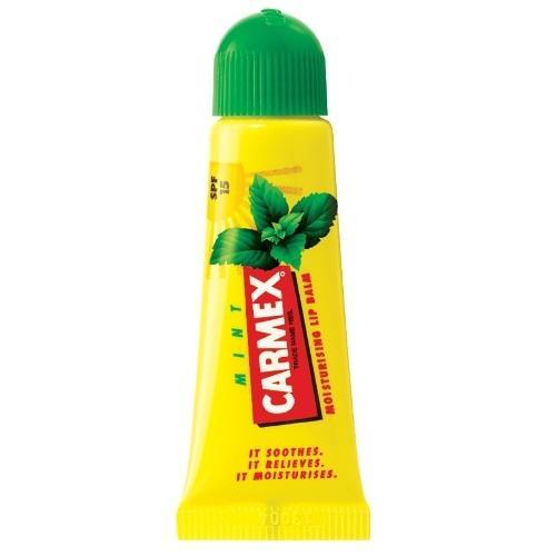 Бальзам для губ с ароматом мяты с защитой SPF15 10 гр (Lip Balm)