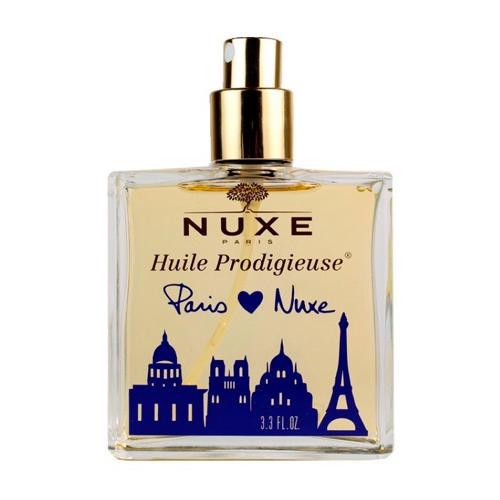 Продижьез Сухое масло Лимитированный выпуск Париж 100 мл (Prodigieuse) (Nuxe)
