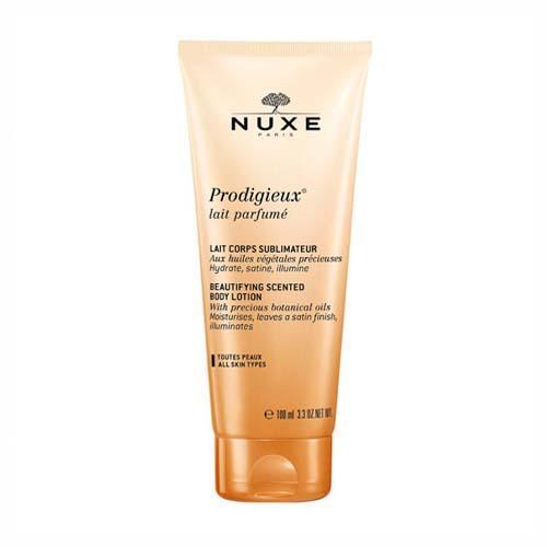 Nuxe Продижьез Парфюмированное Молочко для тела 100 мл (Prodigieuse)