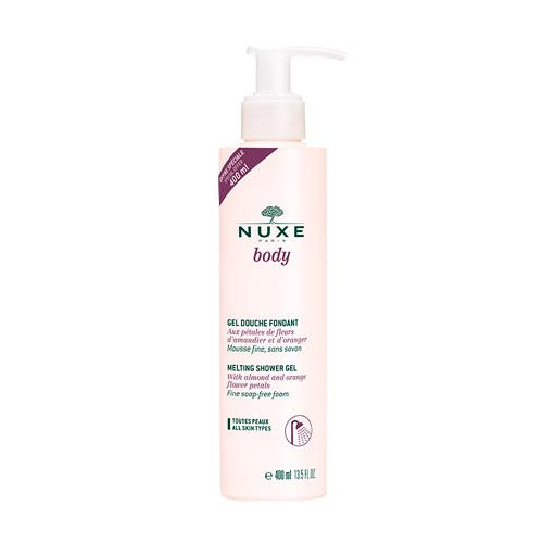 Нежный гель для душа 400 мл (Nuxe, Nuxe body) nuxe aroma perfection gel nettoyant purifiant