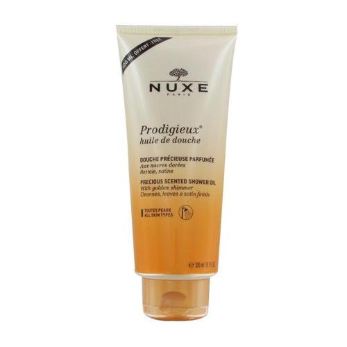 Продижьёз Масло для душа 300 мл (Nuxe, Prodigieuse) масло с шиммером nuxe